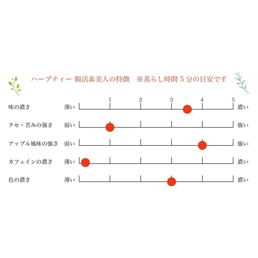 健康茶 ルイボスティー ハーブティー お茶 ダイエットティー 腸活 素美人 健康 リラックス 父の日 ダイエット キャンドルブッシュ 6袋セット 3g×90包 サプリ|subijin|10