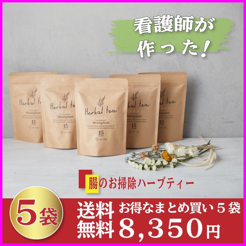 健康茶 ルイボスティー ハーブティー お茶 健康 腸活 素美人 ダイエットティー リラックス 父の日 ダイエット キャンドルブッシュ 5袋セット 3g×75包 サプリ subijin