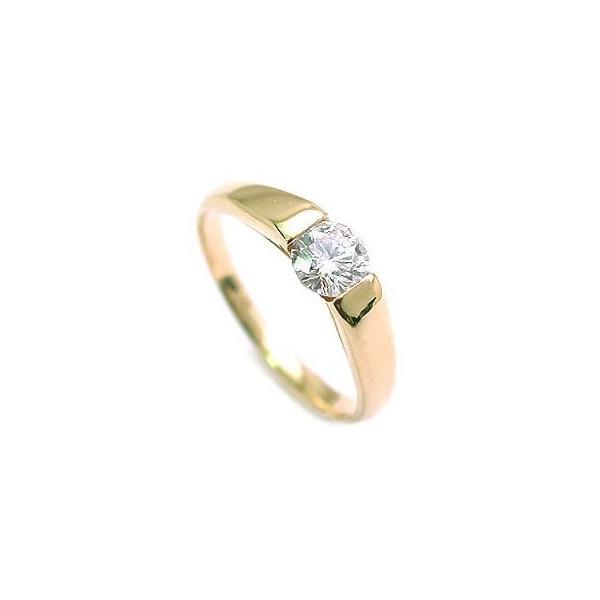 【税込?送料無料】 婚約指輪 エンゲージリング ダイヤモンド 指輪 ゴールド リング ダイヤ デザイン リング レディース ソリティア 人気 鑑定書付き エクセレントカット VS 0.25ct, スモカ歯磨 オンラインショップ 9e1ea714