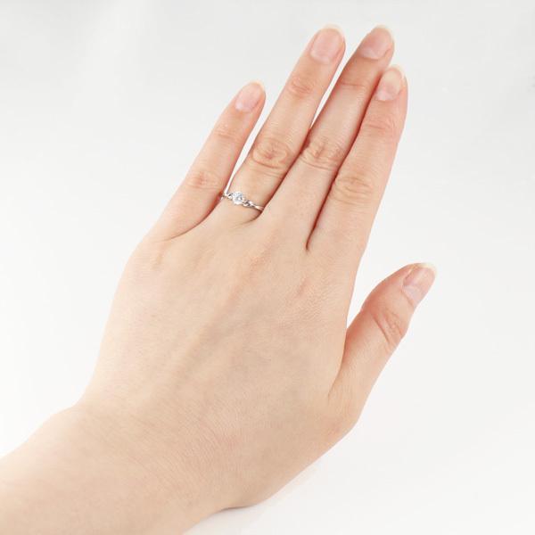 婚約指輪 ダイヤモンド 0.3カラット プラチナ エンゲージリング プロポーズリング【今だけ代引手数料無料】|suehiro|03