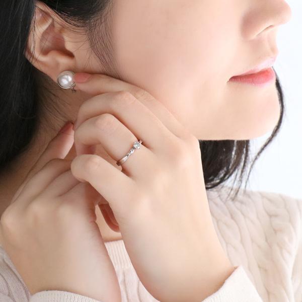 婚約指輪 ダイヤモンド 0.3カラット プラチナ エンゲージリング プロポーズリング【今だけ代引手数料無料】|suehiro|10