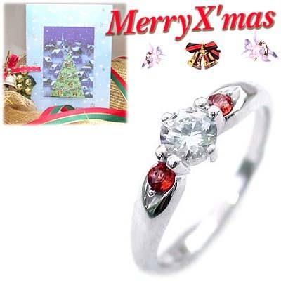 納得できる割引 クリスマス限定Xmasカード付婚約指輪 セール ダイヤモンド プラチナエンゲージリング1月誕生石ガーネット セール, 輸入セレクトショップハートランド:91088c46 --- lighthousesounds.com