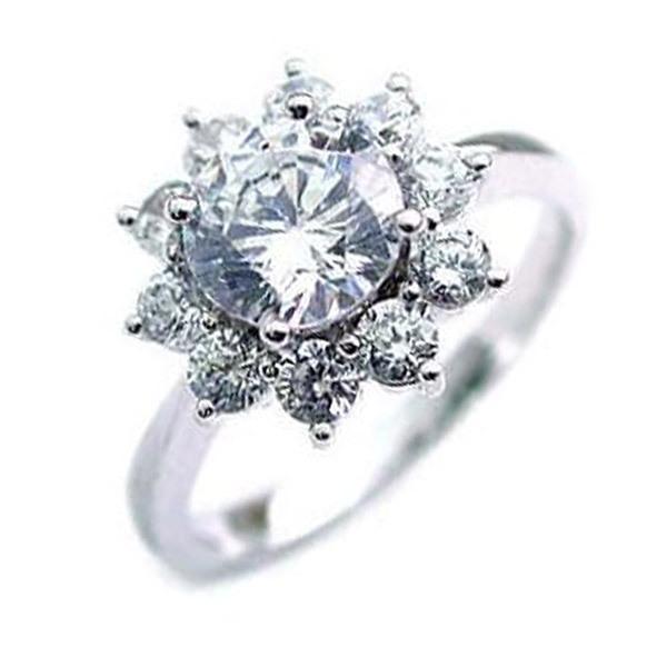 高級素材使用ブランド ダイヤモンド指輪 ソリティア 一粒 大粒 ダイヤモンド ダイヤ リング 1カラット セール, アマチョウ e5741dd6