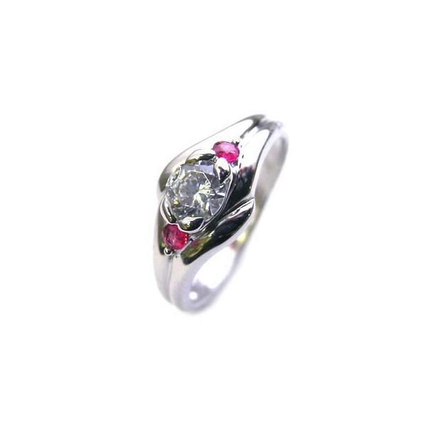 【予約販売】本 エンゲージリング 婚約指輪 ダイヤモンド ダイヤ プラチナ リング ルビー 0.35ct セール, イケダグリーンセンター 8622339d