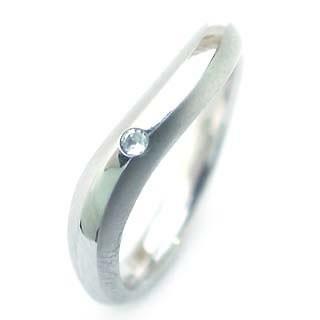 【激安】 メンズ リング 結婚指輪 マリッジリング3月誕生石 アクアマリン セール, PROOF 16f8a1e3