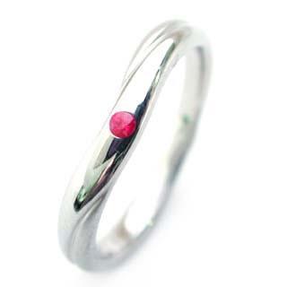 【2018?新作】 結婚指輪 マリッジリング ペアリング7月誕生石 ルビー セール, 川上郡 7660d53e