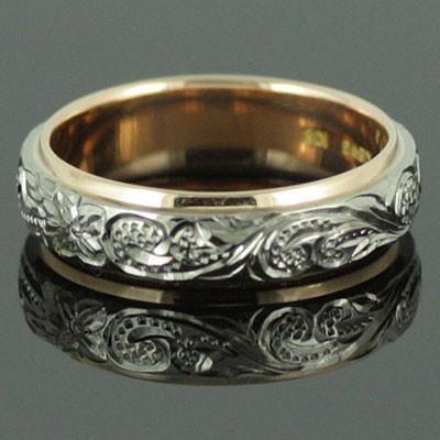登場! 18金 指輪メンズリング Brand Jewelry KAPILINANALU K18ホワイトゴールド ピンクゴールドレディスペアリング セール, ローレル ファッション b33258ce
