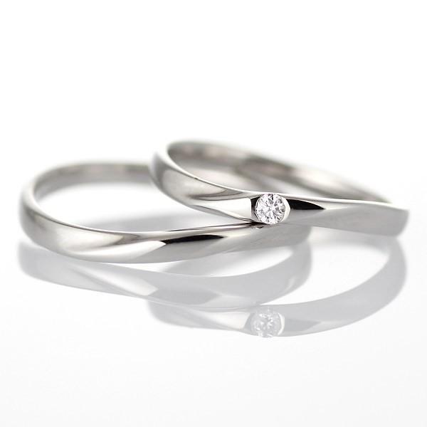 結婚指輪 プラチナBrand Jewelry TwinsCupidプラチナ900ダイヤモンドペアリング ラブノット【今だけ代引手数料無料】 suehiro