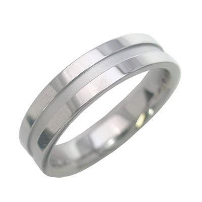 開店記念セール! メンズ リング 結婚指輪 マリッジリングK18ホワイトゴールド 結婚指輪 マリッジリング セール, 津川町 b8d520ef