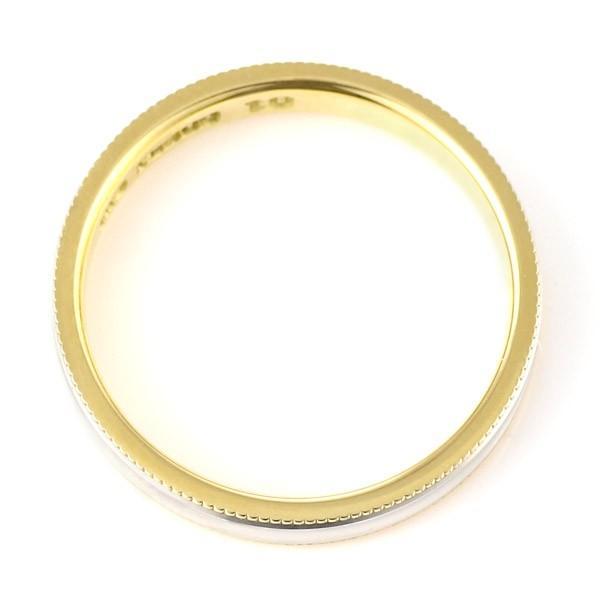 ペアリング 安い 結婚指輪 マリッジリング ミル打ち アンティーク調【今だけ代引手数料無料】 suehiro 04