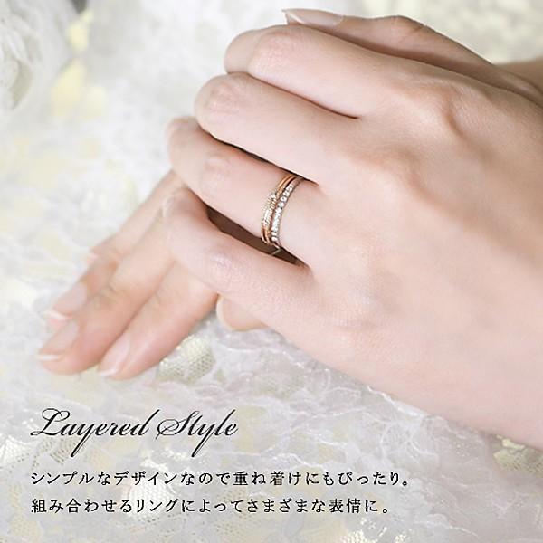 エタニティリング ダイヤモンド プラチナ【今だけ代引手数料無料】|suehiro|05
