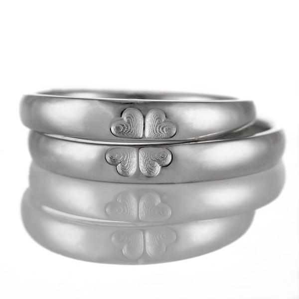 結婚指輪 プラチナ マリッジリング 指輪 ペア ペアリング 人気 幸せの クローバー カップル 刻印無料 スイートマリッジ【今だけ代引手数料無料】 suehiro 05