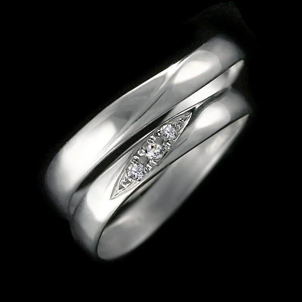 ペアリング プラチナ 安い ダイヤモンド 結婚指輪 マリッジリング ダイヤ 結婚式 カップル【今だけ代引手数料無料】|suehiro|02