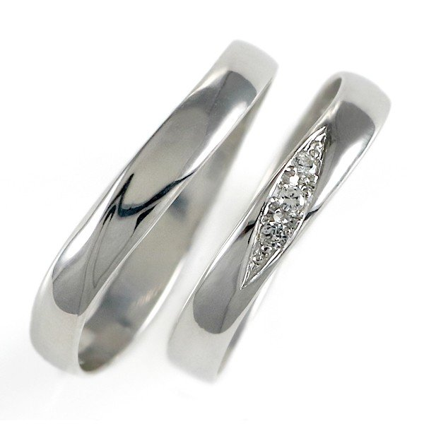 ペアリング プラチナ 安い ダイヤモンド 結婚指輪 マリッジリング ダイヤ 結婚式 カップル【今だけ代引手数料無料】|suehiro|03