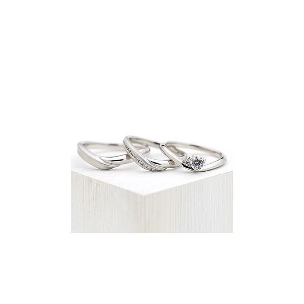 【タイムセール!】 Brand Jewelry fresco プラチナ ダイヤモンドリング 婚約指輪 結婚指輪 セール, 栃木市 b192d30f