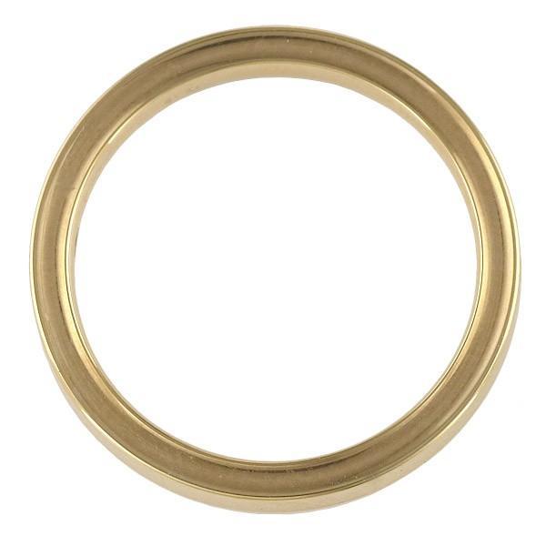 18金 指輪Italian Brand Jewelry ウノアエレK18イエローゴールド ペアリング【今だけ代引手数料無料】|suehiro|03