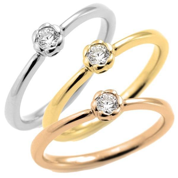 指輪レディース ダイヤモンド指輪 ダイヤモンド リング プラチナ ダイヤモンドリング 指輪 花びら【今だけ代引手数料無料】|suehiro|08