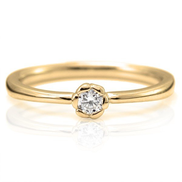 指輪レディース ダイヤモンド指輪 ダイヤモンド リング プラチナ ダイヤモンドリング 指輪 花びら【今だけ代引手数料無料】|suehiro|07