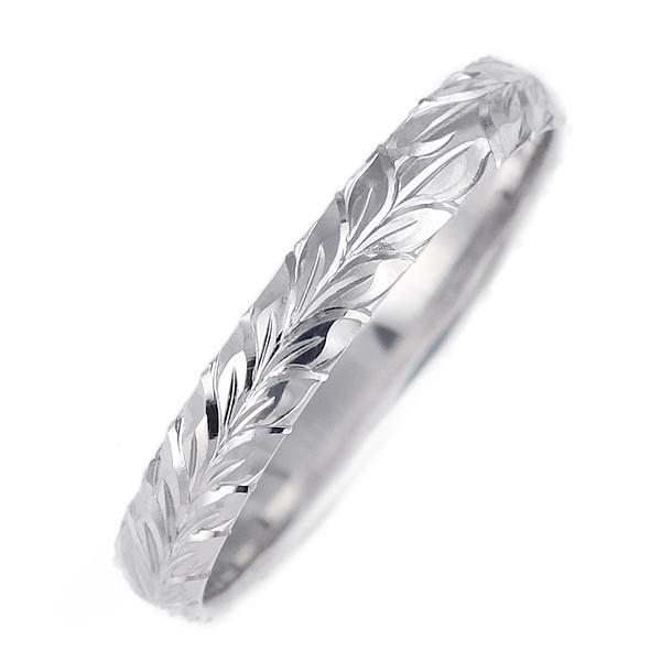 ハワイアンジュエリー メンズ 指輪 シルバー 幅約5mm マイレ ハワジュ【今だけ代引手数料無料】|suehiro|04