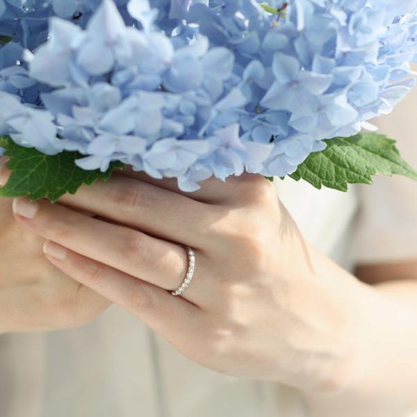 ダイヤ エタニティ 0.3カラット プラチナ900 ダイヤモンド 指輪 リング スイート エタニティ 結婚 婚約指輪 安い 10周年記念【今だけ代引手数料無料】|suehiro|06