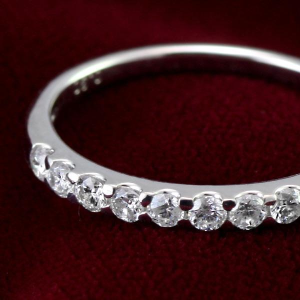 ダイヤ エタニティ 0.3カラット プラチナ900 ダイヤモンド 指輪 リング スイート エタニティ 結婚 婚約指輪 安い 10周年記念【今だけ代引手数料無料】|suehiro|09