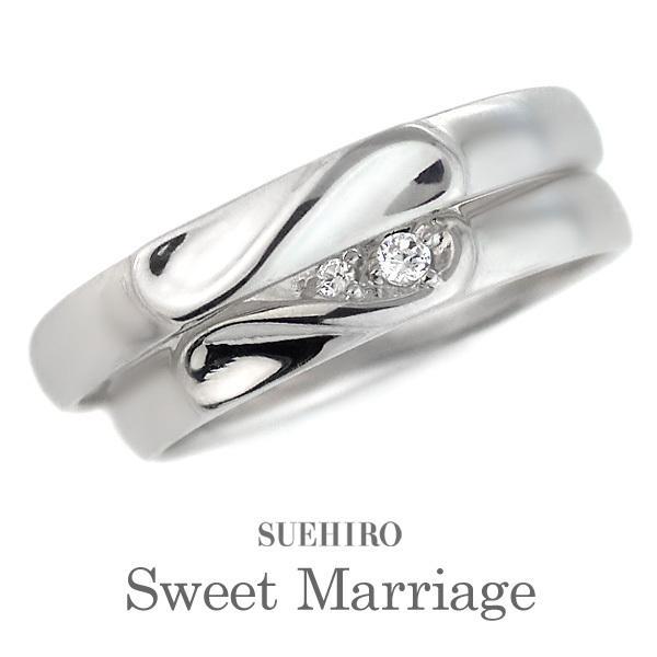 ペアリング プラチナ 安い 結婚指輪 Pt900 プラチナ900【今だけ代引手数料無料】|suehiro|09