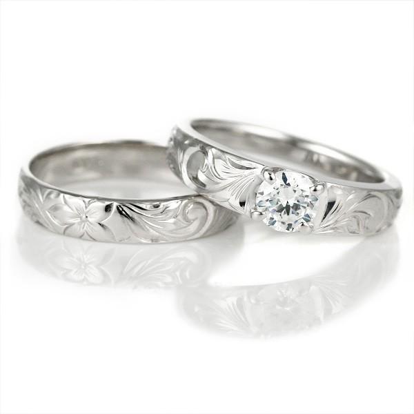 新発売 ハワイアンジュエリー 婚約指輪 鑑別書付き ハワイアン プラチナ ダイヤモンド リング 一粒 大粒 指輪 ホワイトゴールド K18 ハワイアンリング 18金 K18WG, いわてけん 3c7a77d4