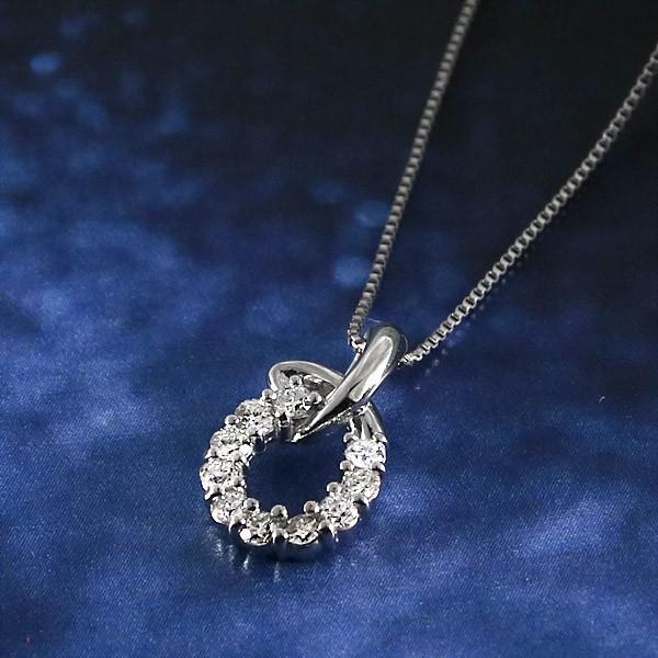 ダイヤモンド ネックレス プラチナ プレゼント 結婚記念日【今だけ代引手数料無料】|suehiro|08