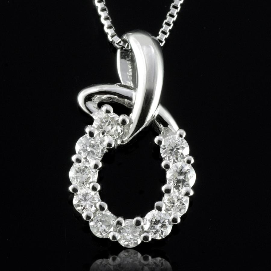 ダイヤモンド ネックレス プラチナ プレゼント 結婚記念日【今だけ代引手数料無料】|suehiro|09