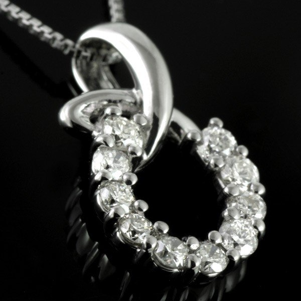 ダイヤモンド ネックレス プラチナ プレゼント 結婚記念日【今だけ代引手数料無料】|suehiro|10