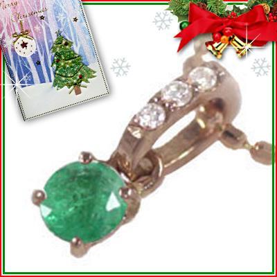 【激安セール】 ネックレス レディース レディース セール ネックレス 天然石 クリスマス限定Xmasカード付5月誕生石K18ピンクゴールド エメラルドペンダント セール, 抱かれ枕の眠り製作所:df2a3e33 --- airmodconsu.dominiotemporario.com