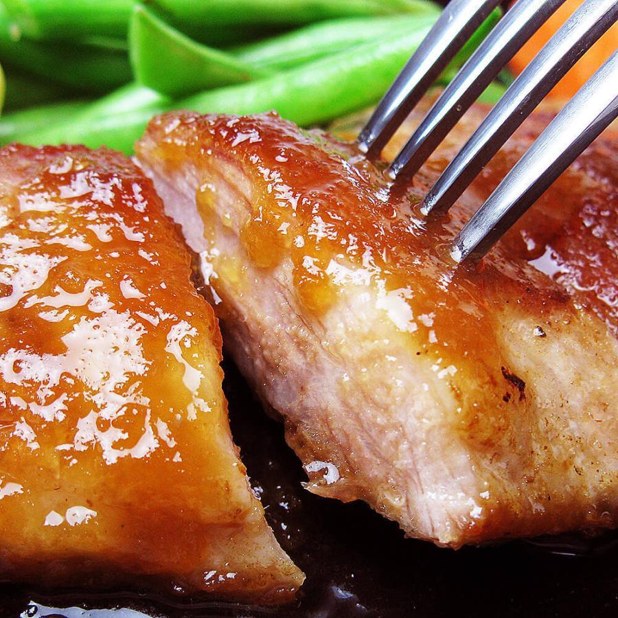 イベリコ豚 ロース ステーキ肉 2枚×100g ベジョータ 豚肉 お歳暮 お肉 食品 食べ物 ギフト グルメ|suehiroya|04