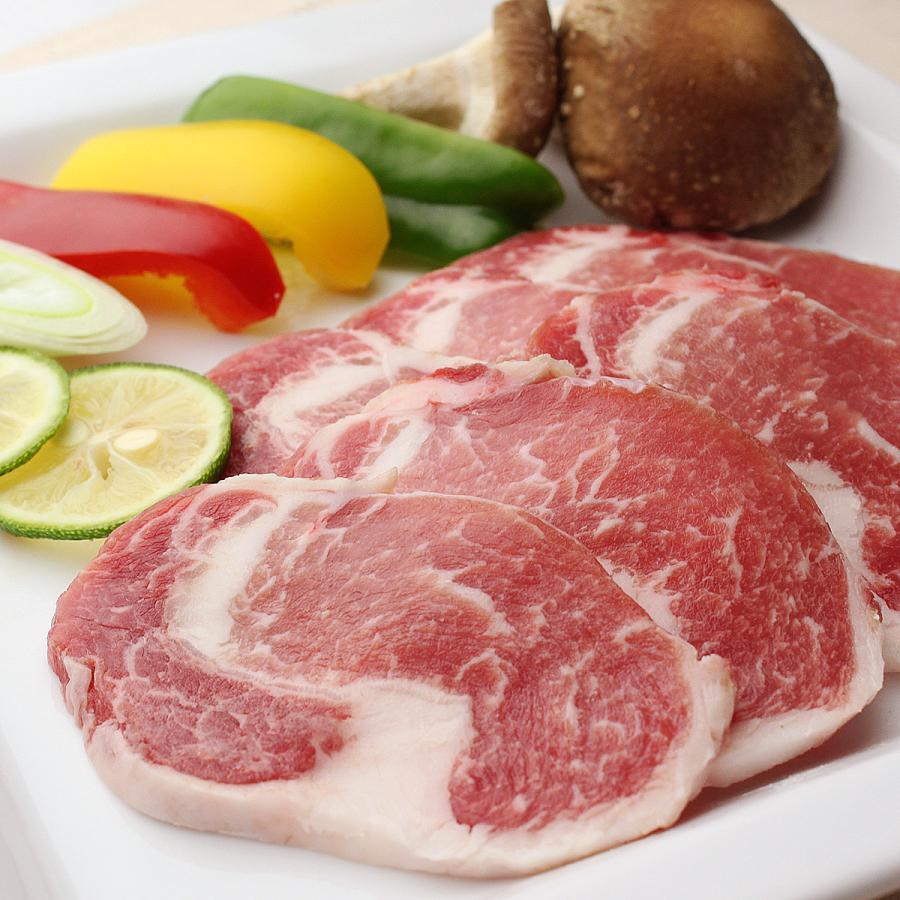 イベリコ 豚 ロース生姜焼き 400g ベジョータ 豚肉 お肉 食品 食べ物 お取り寄せ グルメ 高級肉|suehiroya