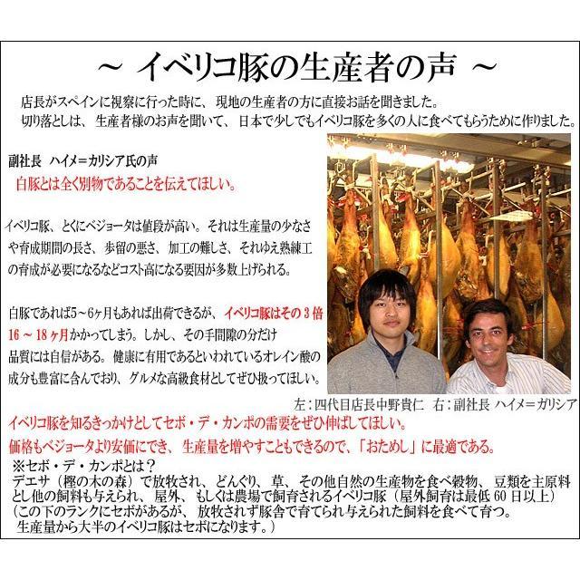 お肉 ギフト イベリコ豚 切り落とし 1kg 訳あり 訳アリ お歳暮 高級 ギフト あす着く 食品 suehiroya 07