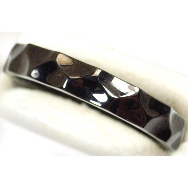 数量は多い  K18(ゴールド) ブラックメッキ 指輪 リング 13号, BEAUTY SHOP LONDO BELL 1ff8e535