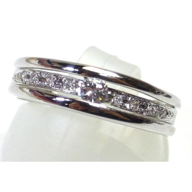 最低価格の Pt900(プラチナ) ダイヤモンド 指輪 リング 11号, スポーツLAB 2c64b18f