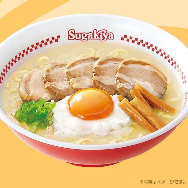 (即席)Sugakiyaラーメン 1箱(12食入)  名古屋 ご当地ラーメン すがきや スガキヤ 寿がきや|sugakiyasyokuhin|05