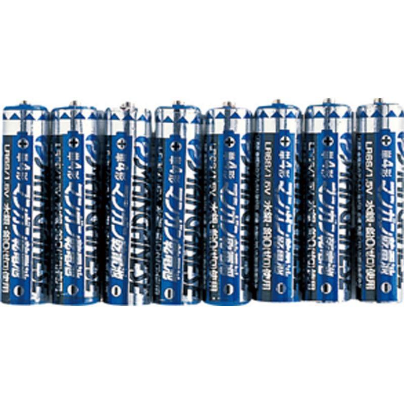 マンガン乾電池(単4)8P 50400|sugar-c