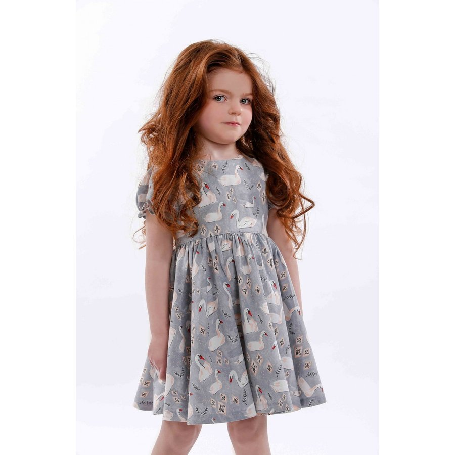 Rock Your Baby【ロックユアベビー】Swans MadMen Dress(size2〜)30%Off|sugardays