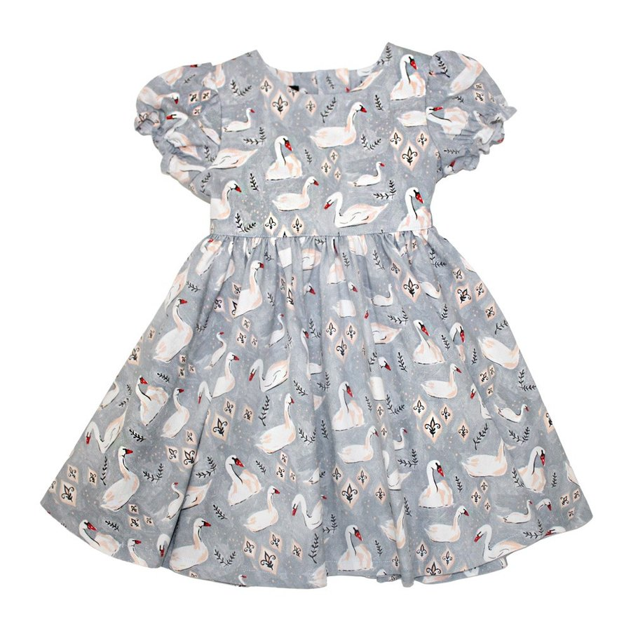 Rock Your Baby【ロックユアベビー】Swans MadMen Dress(size2〜)30%Off|sugardays|02