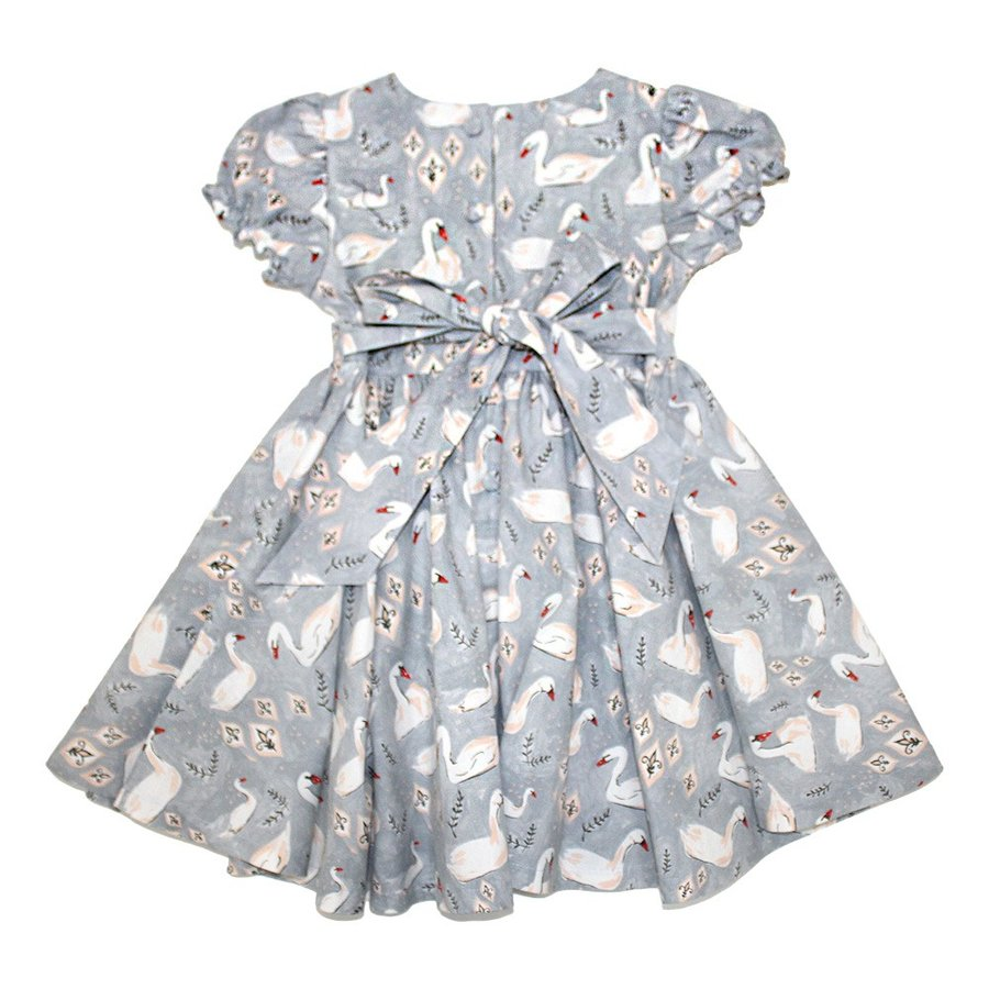 Rock Your Baby【ロックユアベビー】Swans MadMen Dress(size2〜)30%Off|sugardays|03