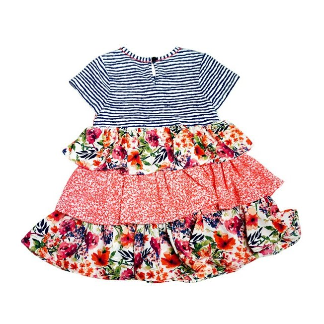 BonnieJean(ボニージーン)Prt to stripe tiers (size4〜6x) 20%Off sugardays 02