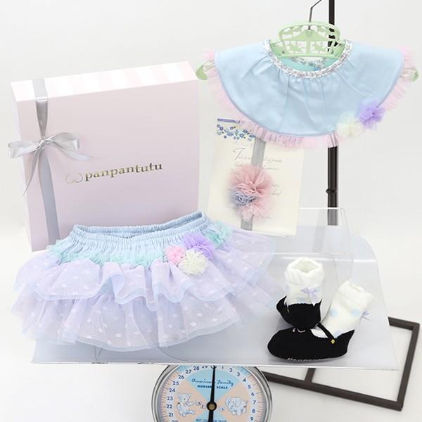 panpantutu(パンパンチュチュ)Baby's ファーストギフトBOX/こんぺいとう|sugardays