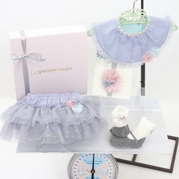 panpantutu(パンパンチュチュ)Baby's ファーストギフトBOX/ダイアモンドドロップ|sugardays