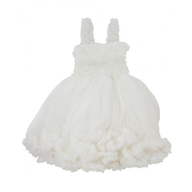Ruffle Butts【ラッフルバッツ】Princess Petti Dress Ivory|sugardays|02