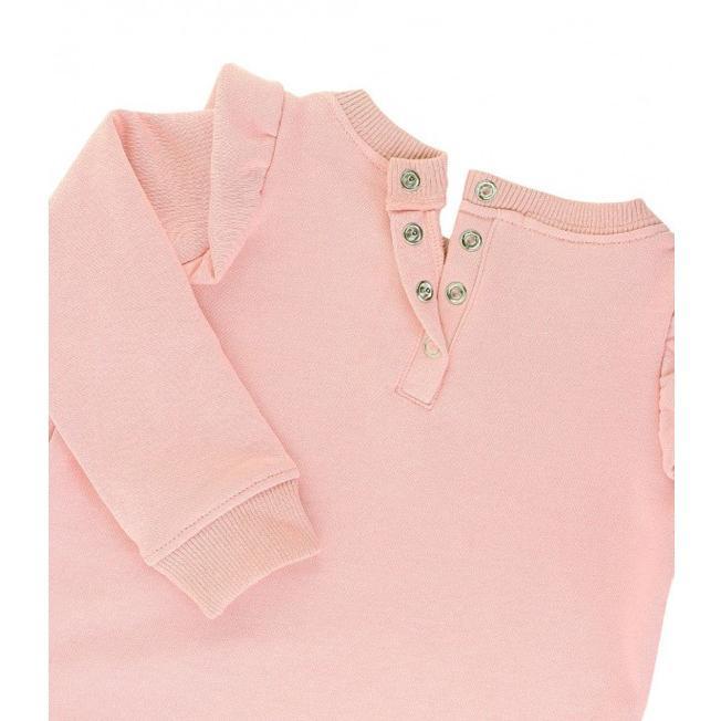 Ruffle Butts【ラッフルバッツ】Ballet pink スウェツトチュニック|sugardays|05