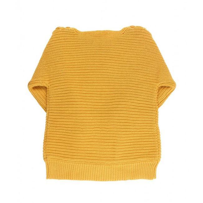 Ruffle Butts【ラッフルバッツ】Golden yellow lace-up ニットチュニック|sugardays|03