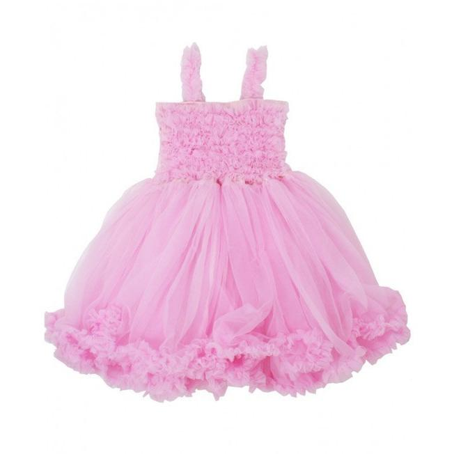 Ruffle Butts【ラッフルバッツ】Princess Petti Dress Pink|sugardays|02
