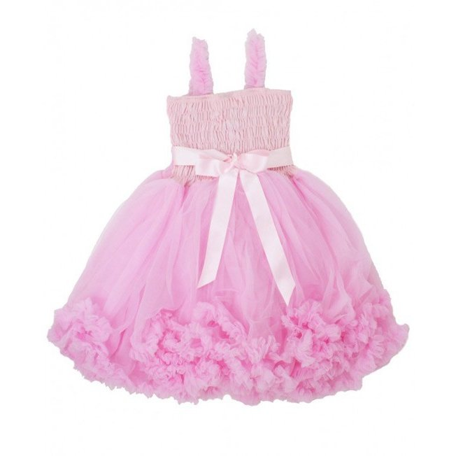Ruffle Butts【ラッフルバッツ】Princess Petti Dress Pink|sugardays|03