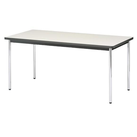 AKミーティングテーブル W1800×D900×H700mm W1800×D900×H700mm 会議テーブル 会議用テーブル 会議机 国産 受注生産品 AK-1890SM